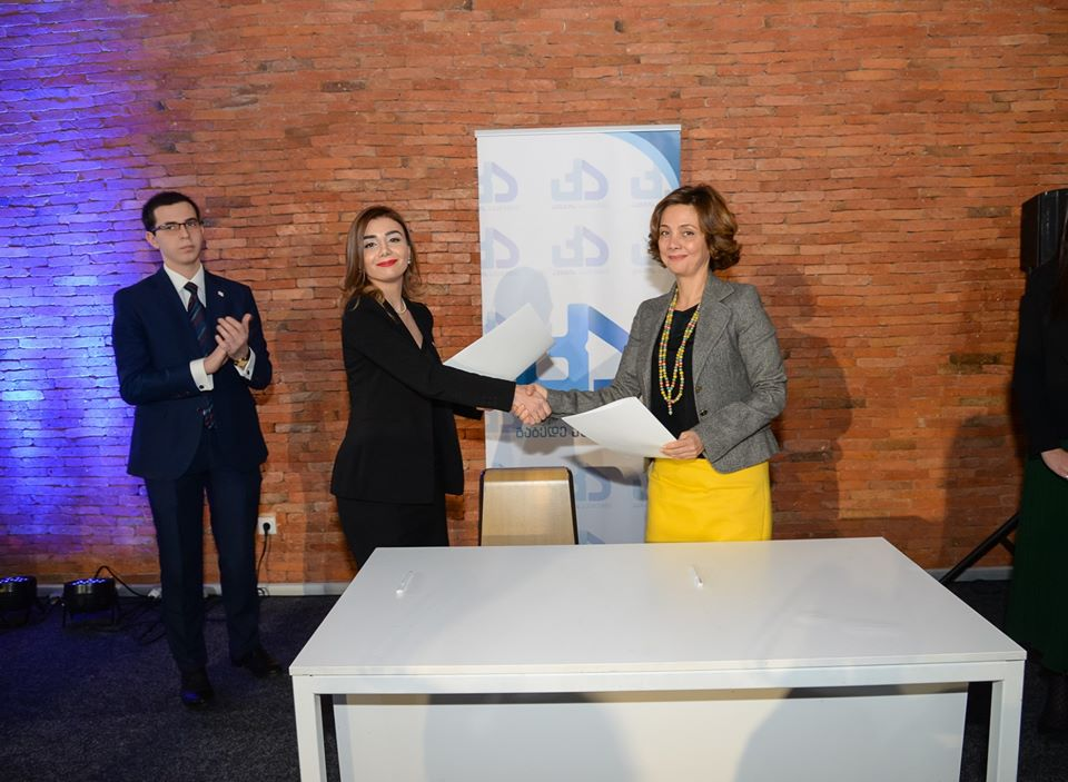 Memorandum of Understanding was signed between Kant Academy and Network of Centers for Civic Engagement